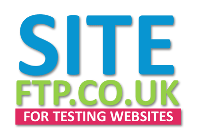siteftp.co.uk - for testing websites